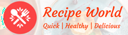 Recipe World App Icon